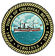 Image: Colonial Beach seal